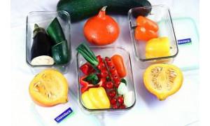 Až 2x dlhšie čerstvé potraviny v sklenách nádobách