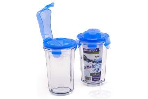 Shaker na nápoje PC 318 450 ml - modrý